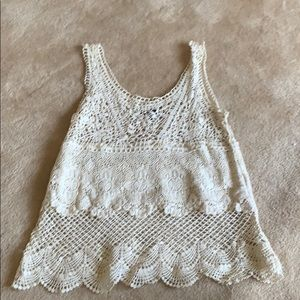 AE knit tank top